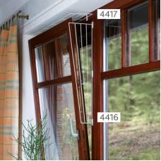 Mreža metalna za prozor gornja ili donja montaža