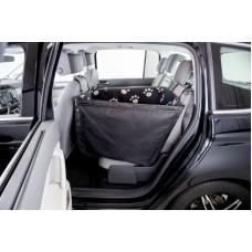 Zaštitta automobilskog sedišta sa bočnim delovima