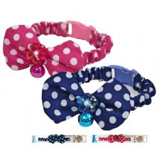 Ogrlica za mace mašnica
